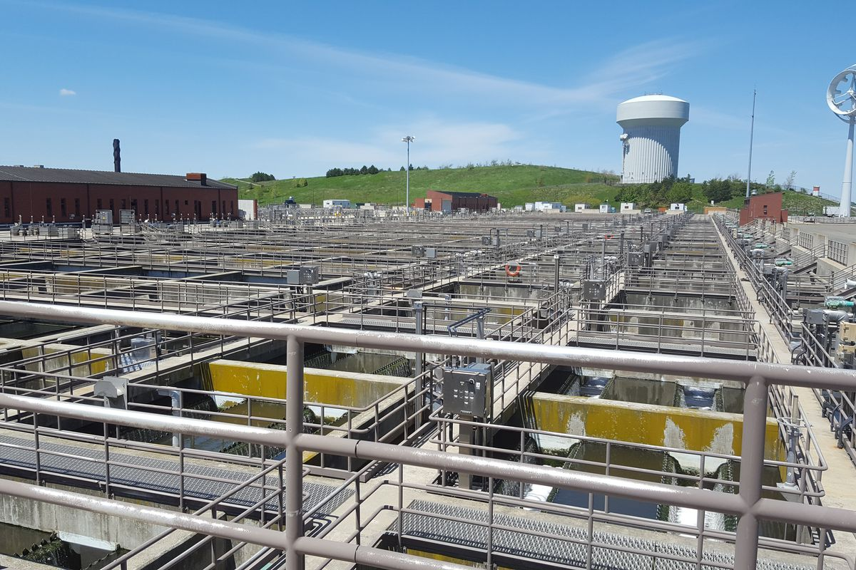Water & Sewage Treatment Facilities